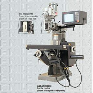ANILAM CNC CONTROL